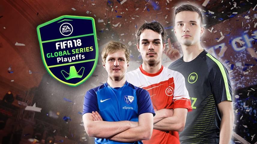 Am Montag starten in Amsterdam die Xbox Playoffs für den FIFA18 eWorld Cup, der offiziellen eSport-Weltmeisterschaft. SPORT1 stellt die Favoriten und deutschen Protagonisten vor