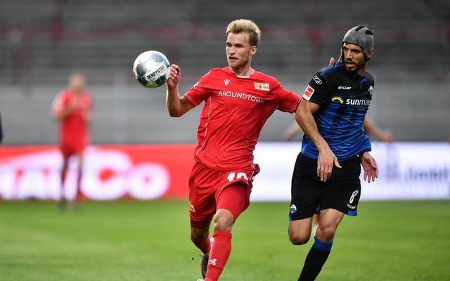 Sebastian Andersson wechselt für sechs Millionen Euro von Union Berlin zum 1. FC Köln