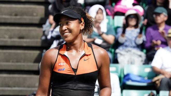Naomi Osaka gewinnt das WTA-Turnier in ihrer japanischen Heimatstadt