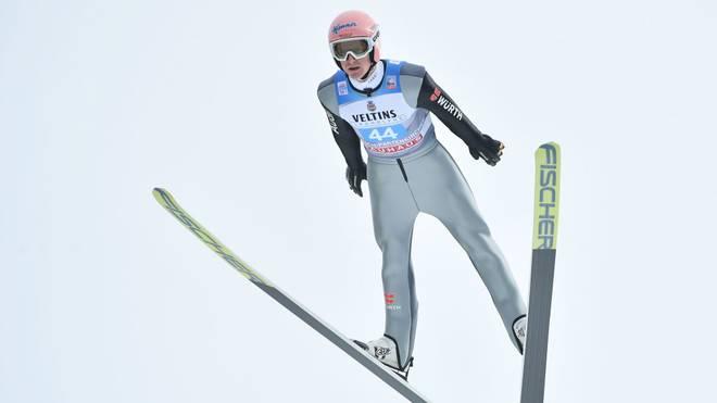 Severin Freund qualifiziert sich für Springen in Rasnov