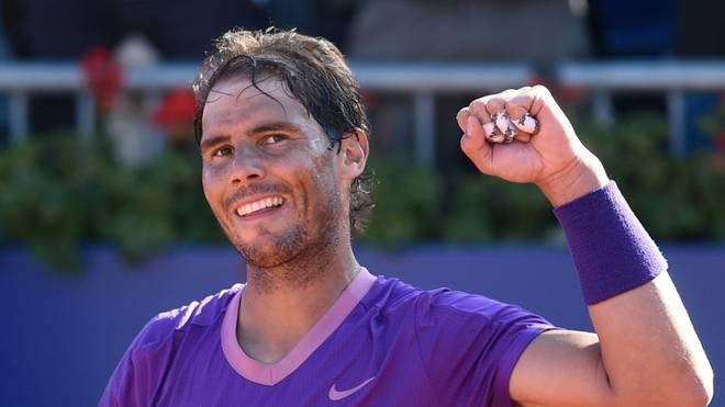 Barcelona: Nadal souverän im Halbfinale