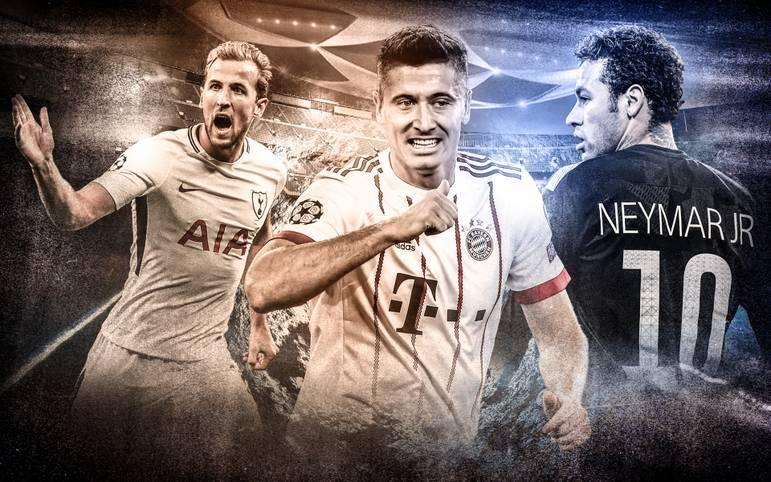 Harry Kane oder Lionel Messi? Cristiano Ronaldo oder Kevin De Bruyne? Wer hat derzeit die beste Form? SPORT1 zeigt die 15 größten Offensivstars der Champions League im Ranking