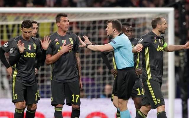 Felix Zwayer stand im Champions-League-Achtelfinale zwischen Atlético und Juve im Fokus