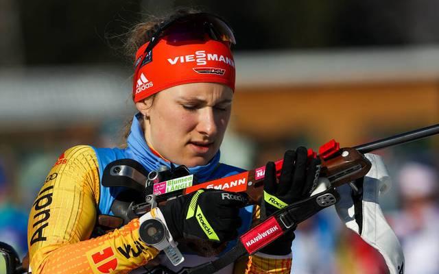 Janina Hettich gab auf