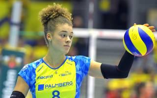 Volleyball / Frauen Bundesliga