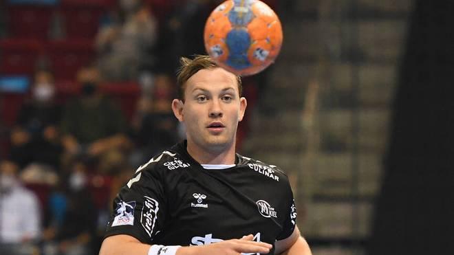 Sander Sagosen kam von PSG nach Kiel