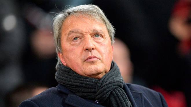 Herman Van Holsbeeck war 15 Jahre Manager des RSC Anderlecht