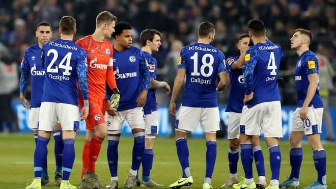 Die Schalke-Profis wollen ihren Beitrag zur Krise liefern