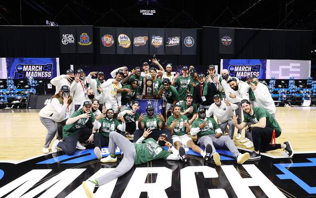 Die Baylor Bears stehen im Final Four bei March Madness