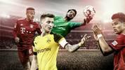 Zahlen zum Top-Duell: Thiago, Reus, Bürki und Gnabry