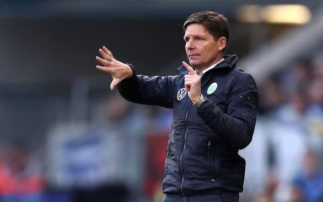 Trainer Oliver Glasner will mit dem VfL Wolfsburg ins Viertelfinale