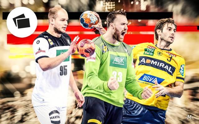 Handball Em Deutscher Kader Mit Gensheimer Wolff Wiencek
