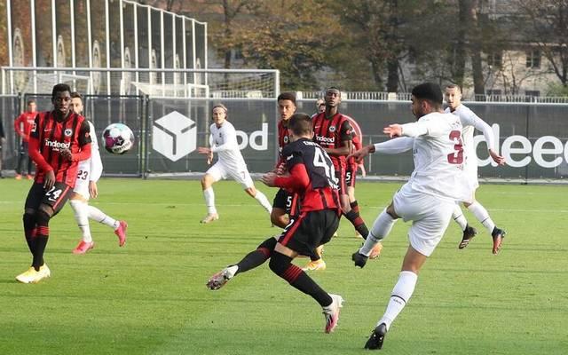 Eintracht Frankfurt verliert das Testspiel gegen den 1. FC Nürnberg