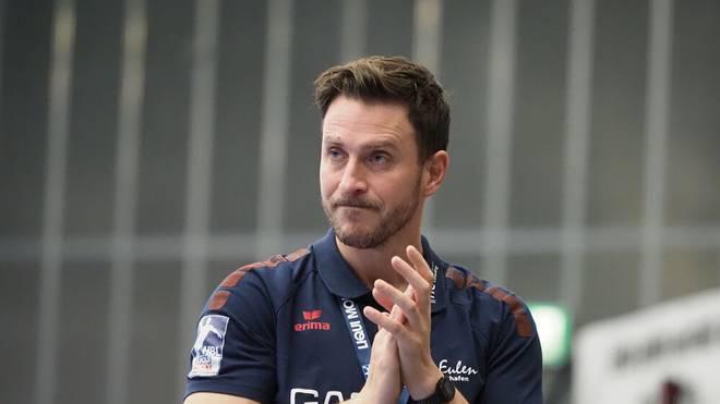 Benjamin Matschke wird 2021 Trainer der HSG Wetzlar