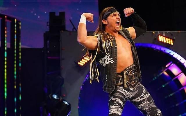 Nick Jackson ist amtierender Tag Team Champion bei AEW