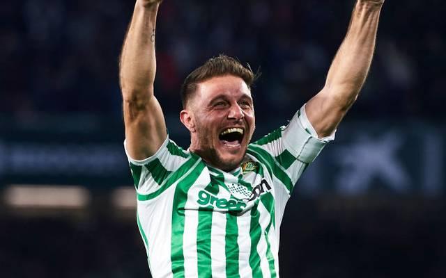 Joaquin von Betis Sevilla ist ab sofort der älteste Hattrick-Torschütze in La Liga