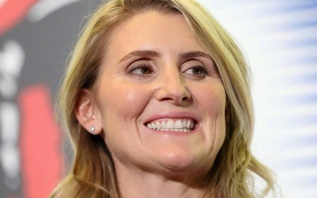 IOC-Mitglied Hayley Wickenheiser