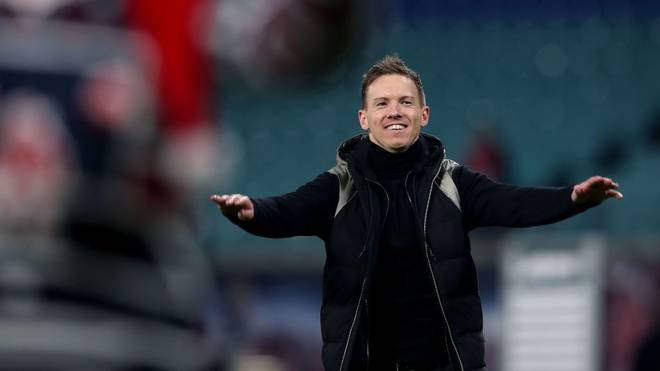 Julian Nagelsmann lässt bei RB Leipzig nichts unversucht