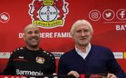 Völler hat volles Vertrauen zu Trainer Bosz