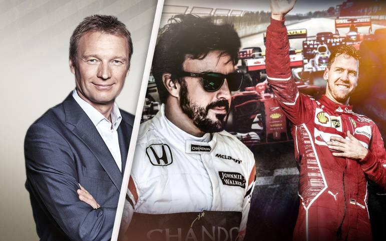 Das erste Rennen der neuen Formel-1-Saison ist Geschichte. Ferrari und Vettel überraschen, McLaren gibt ein trauriges Bild ab. Die Tops und Flops des Auftakts in Melbourne von SPORT1-Kolumnist Peter Kohl
