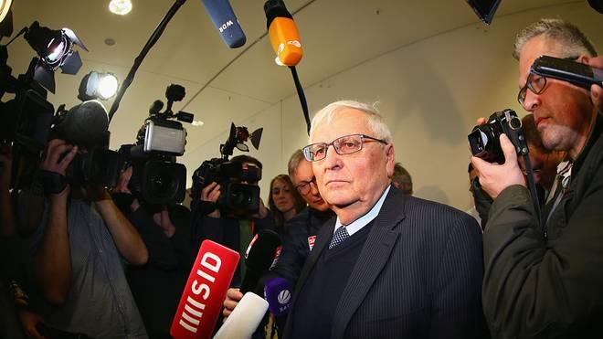 Theo Zwanziger schießt vor Beginn des Sommermärchen-Prozesses gegen die Bundesanwaltschaft