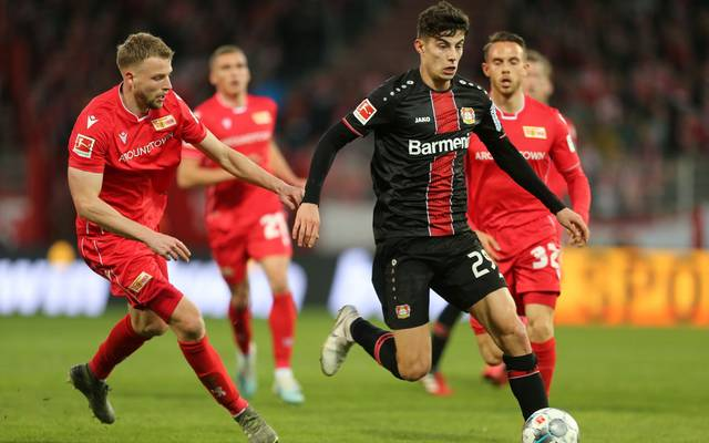 Bayer Leverkusen und Union Berlin kämpfen um den Einzug ins DFB-Pokal-Halbfinale