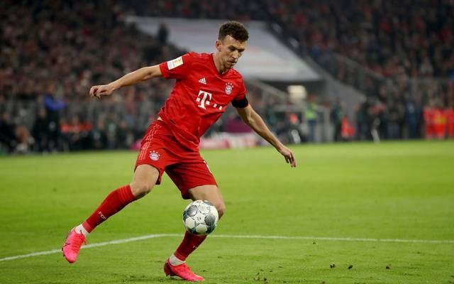 Ivan Perisic ist von Inter Mailand an den FC Bayern ausgeliehen