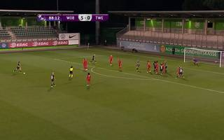 Frauen-Champions-League: VfL Wolfsburg - Twente (6:0) - Tore und Highlights