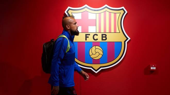 Die Zeichen bei Arturo Vidal und dem FC Barcelona stehen auf Trennnung