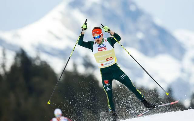 Fabian Rießle wurde in Lillehammer Dritter
