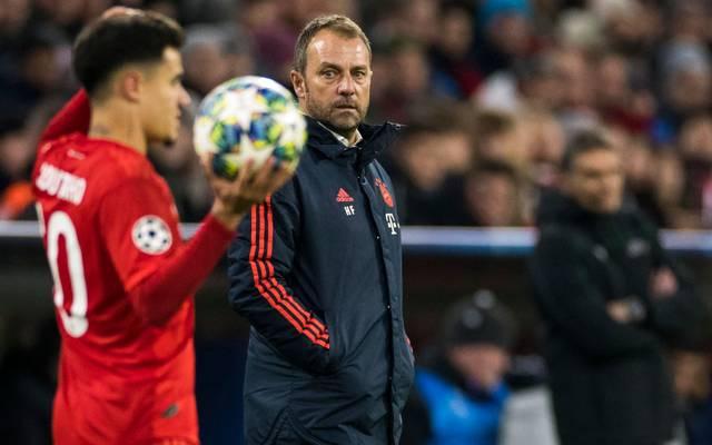 Hansi Flick setzt gegen Hoffenheim auf Philippe Coutinho