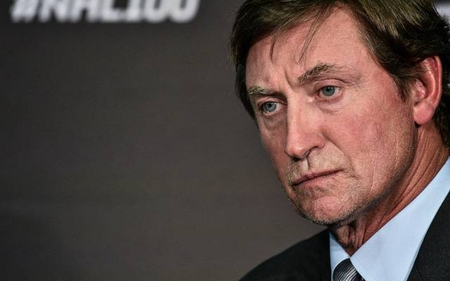 Gretzky ist in Trauer über den Verlust seines Vaters