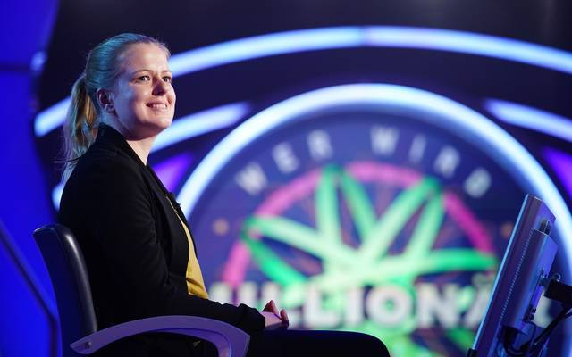 Der Kandidatin Eva Schumacher wurde eine Fußball-Frage zum Verhängnis