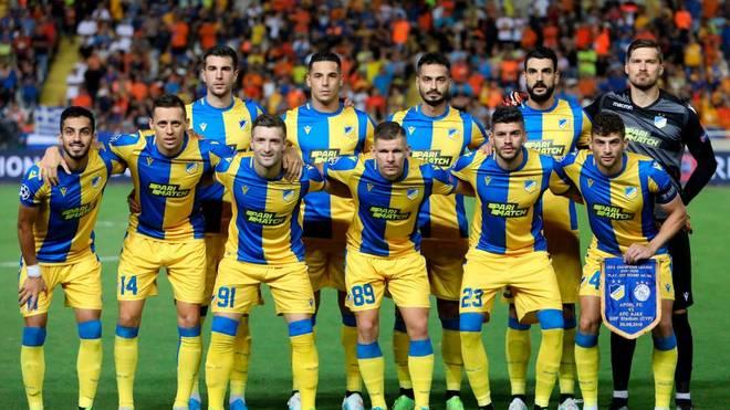 Auch APOEL Nikosia steigt wieder in den Spielbetrieb ein