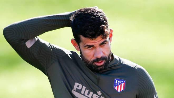 Diego Costa wird nicht mehr für Atlético Madrid auflaufen