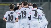 SV Sandhausen v FC St. Pauli - Second Bundesliga