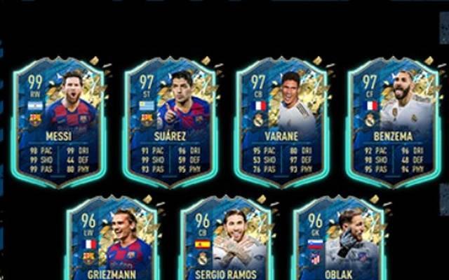 Das neue Team of the Saison So Far kommt dieses Mal aus der spanischen La Liga.