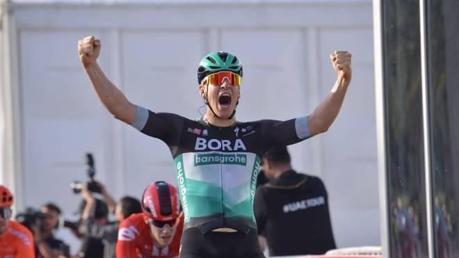 Pascal Ackermann sprintet zum Etappensieg bei der Sibiu Tour