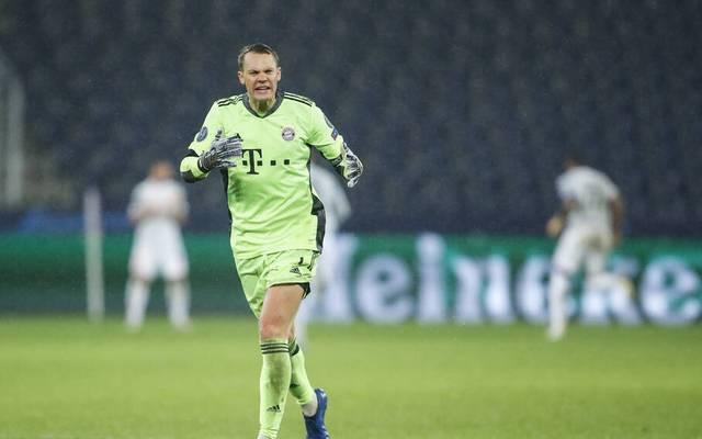 Manuel Neuer ist seit Jahren einer der besten Torhüter der Welt