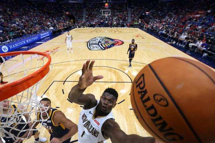 Wunderkind Zion Williamson verpasst den NBA-Star wegen einer Knieverletzung. Die New Orleans Pelicans sind nicht besorgt, aber es gibt bereits erste kritische Stimmen