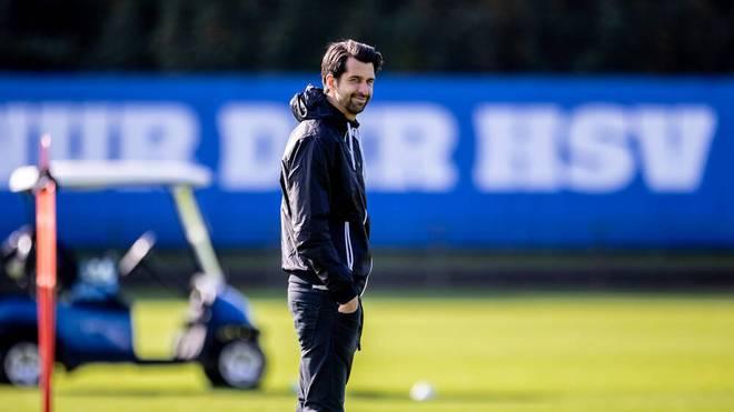 HSV-Sportchef Jonas Boldt steht bei der AS Rom auf dem Zettel