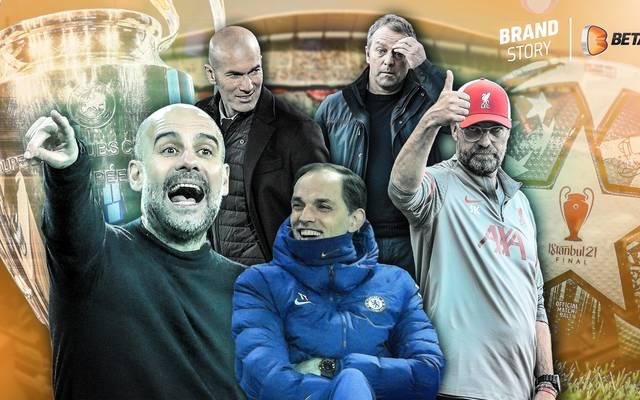 Englische Teams sind in der Champions League noch stark vertreten