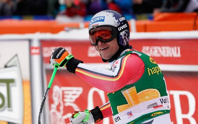 """Für Skifahrer wie Thomas Dreßen ist """"Schleichwerbung"""" überlebenswichtig"""
