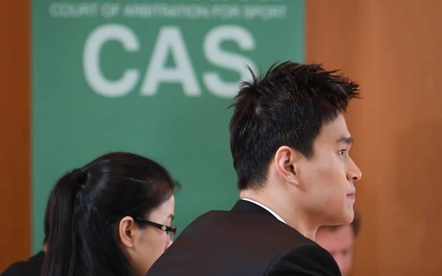 Der Chinese Sun Yang weist vor dem CAS alle Vorwürfe zurück