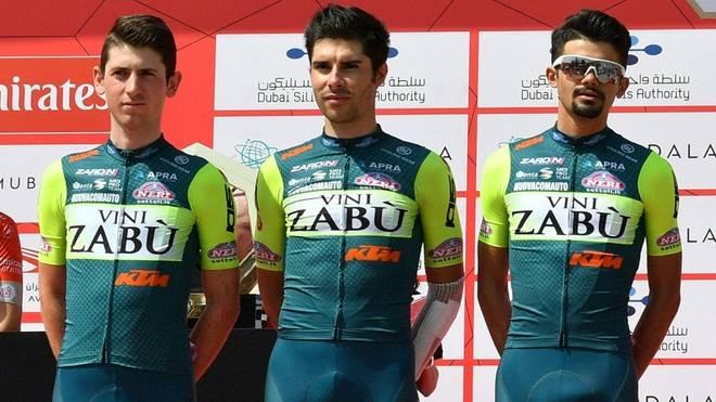 Erneuter Dopingfall im Team Vini Zabu