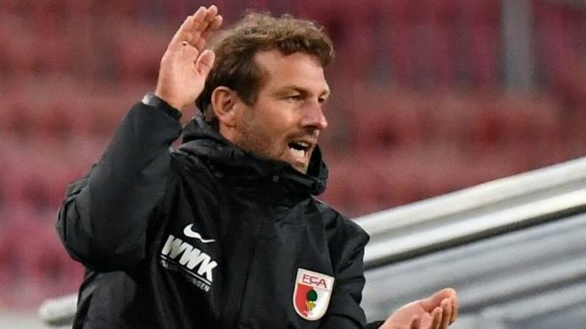 FCA: Weinzierl startet am 1. Juli in Saisonvorbereitung