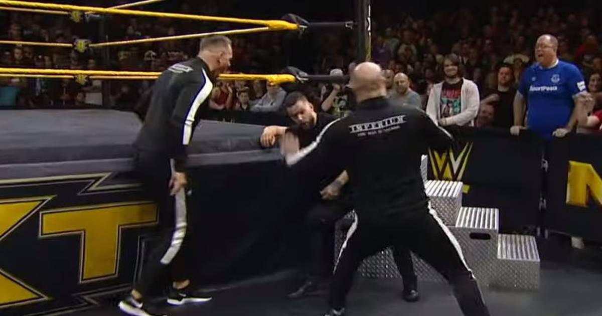 WWE NXT: WALTER fordert Finn Balor heraus, Barthel und Aichner mit Attacke