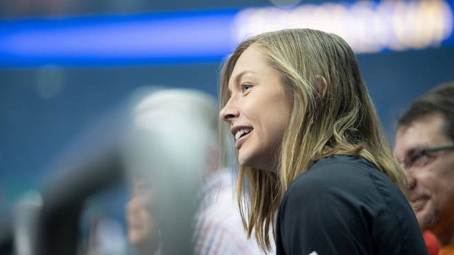 Gina Lückenkemper bereitet sich aktuell auf Olympia vor