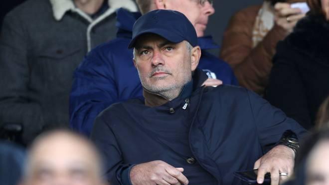Jose Mourinho ist seit seiner Entlassung bei Manchester United ohne Job