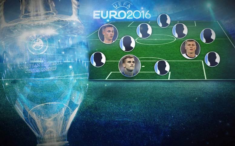 Die UEFA hat ihre Analyse der Europameisterschaft 2016 in Frankreich abgeschlossen und die beste Elf des Wettbewerbs zusammengestellt. SPORT1 zeigt das Top-Team